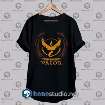 team valor pokemon go t shirt