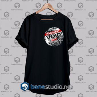 warranty unisex t shirt