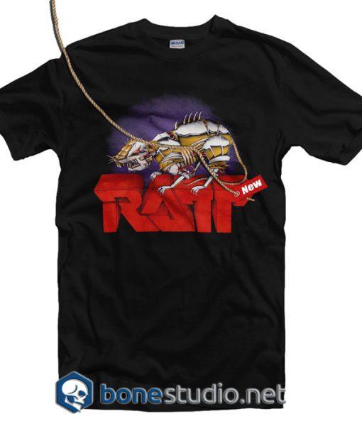 Vintage 1983 Ratt T Shirt