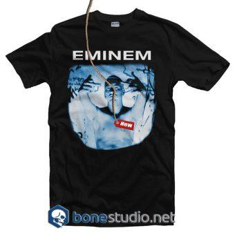 EMINEM Slim Shady Tour T Shirt