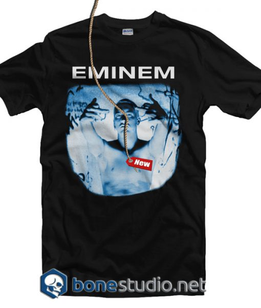 EMINEM Slim Shady Tour T Shirt