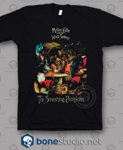 1996 Mellon Collie Smashing Pumpkins Band T Shirt