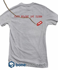 Don't Cross That River My Love T Shirt