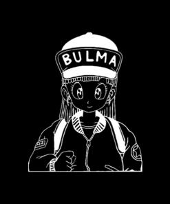 Bulma Anime T Shirt