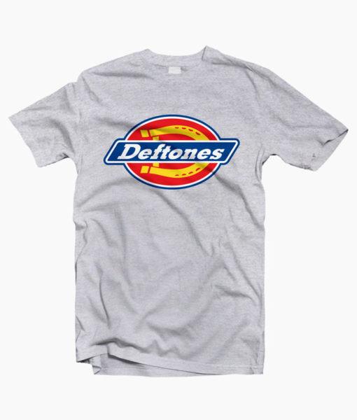 Deftones Dickies Band T Shirt
