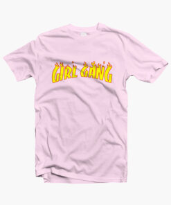Girl Gang Flame T Shirt