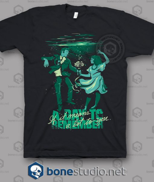 If It A Day To Remember Band T Shirt
