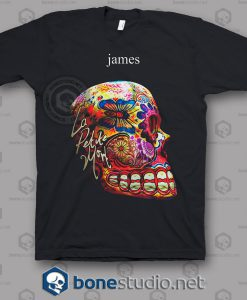 James La Petite Mort Band T shirt