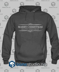 MC Happy Holiday Hoodies