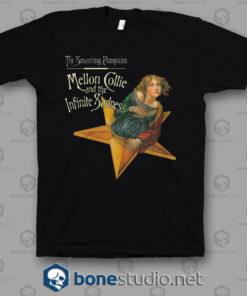 Smashing Pumpkins Mellon Collie And Band T Shirt