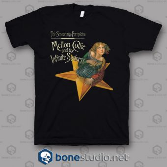Smashing Pumpkins Mellon Collie And Band T Shirt