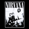 Nirvana T Shirt Charcoal