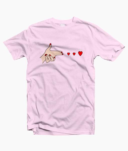 Shoot Love T Shirt
