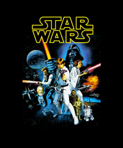 Star Wars Graphic T Shirt