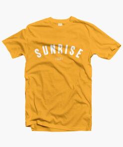 Sunrise Over The Rainbow T Shirt