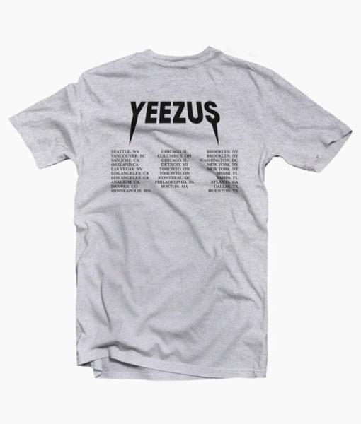 Yeezus Kanye West God Wants You T Shirt