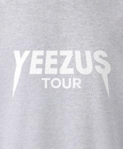 Yeezus Tour T Shirt