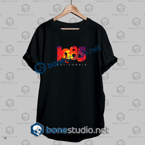 California 1985 Vintage T Shirt