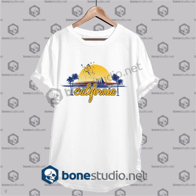 California Quote T Shirt