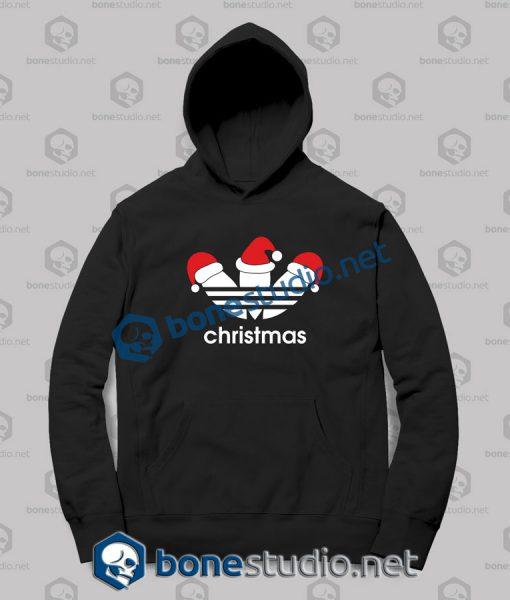 Christmas Adidas Funny Hoodies