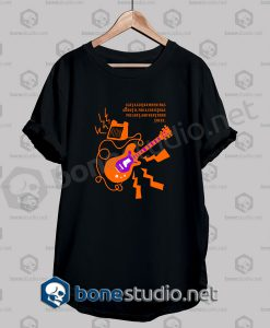Christmas I Got A Guitar Quote Funny T Shirt