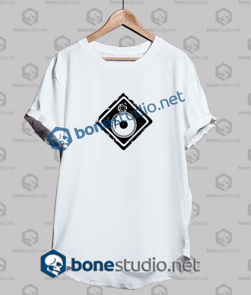 Dj Make A Noise Crack T Shirt