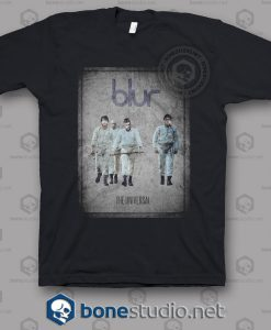 Blur The Universal Band T Shirt