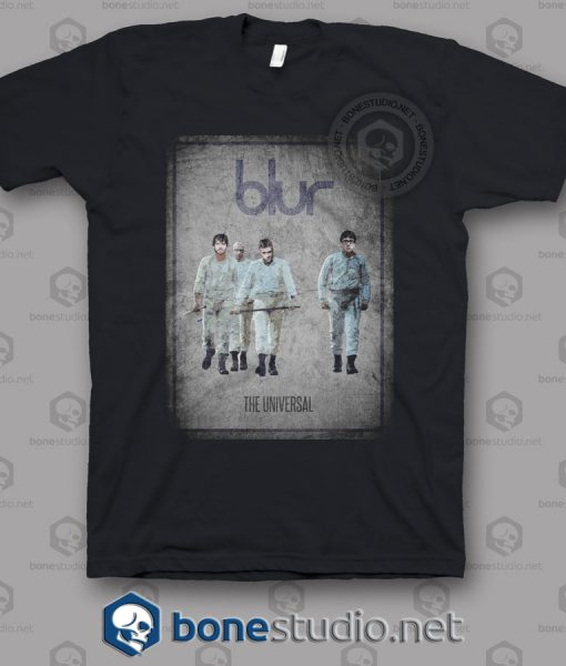 Blur The Universal Band T Shirt