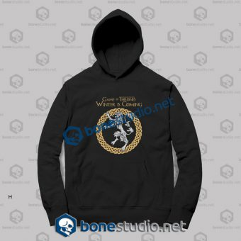 Game Of Thrones Circle - Hoodies