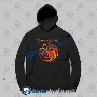 Game Of Thrones Dragon - Hoodies