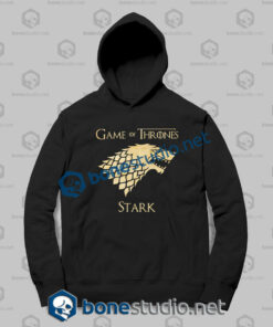 Game Of Thrones Stark Mad - Hoodies