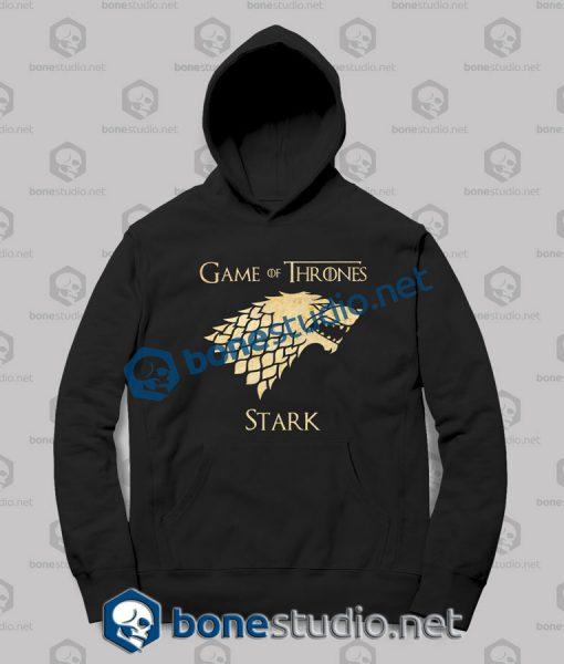Game Of Thrones Stark Mad - Hoodies