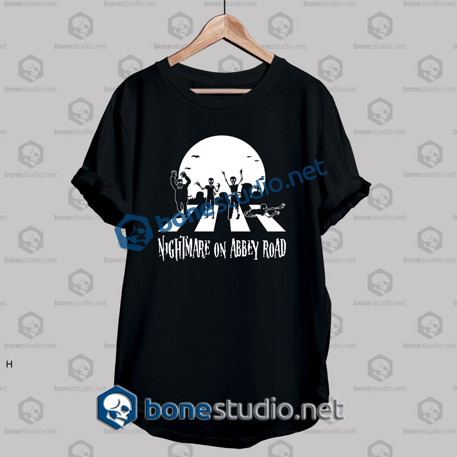 abbey road t shirt