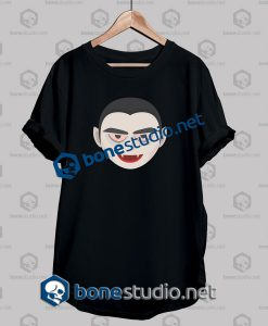 Happy Halloween Dracula Funny T Shirt