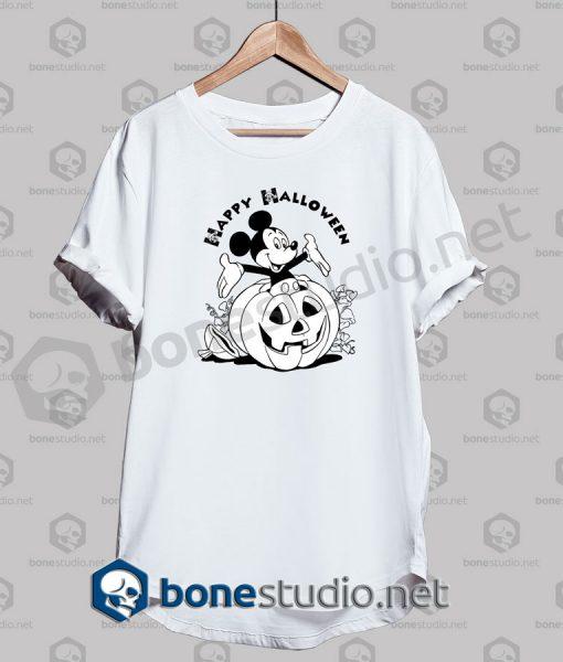 Happy Halloween Mickey Church Funny T Shirt