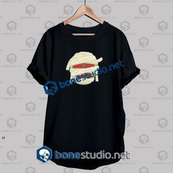 Happy Halloween Mummy Funny T Shirt