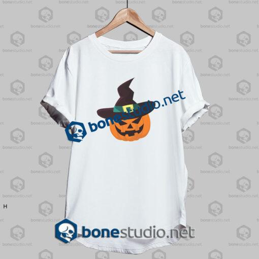 Happy Halloween Pumpkin Witch Funny T Shirt