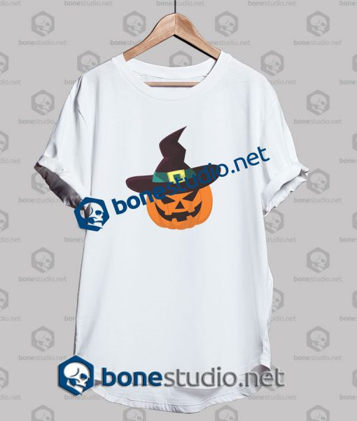 Happy Halloween Pumpkin Witch Funny T Shirt