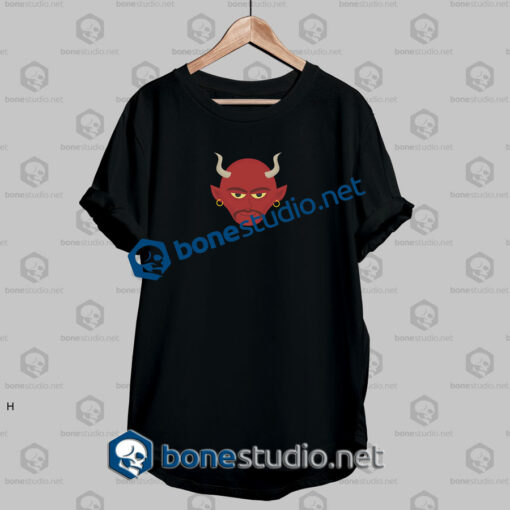 Happy Halloween Red Evil Funny T Shirt