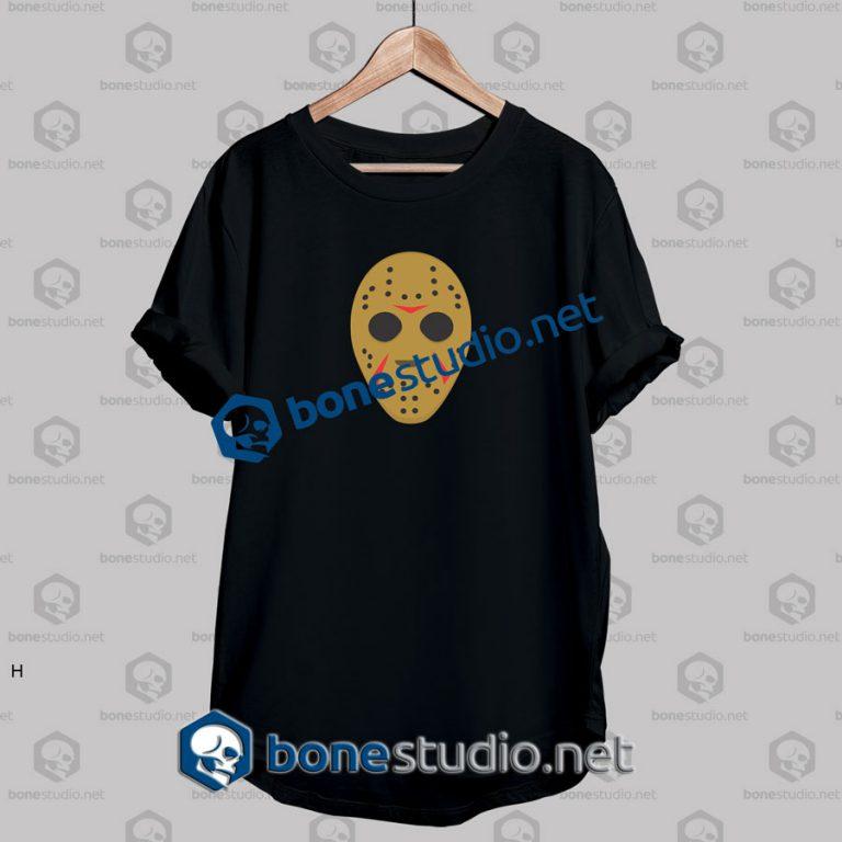 Helloween Dark Mask Funny T Shirt