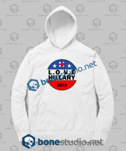 Hillary Love Vote 2016 - Hoodies