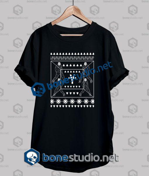 Merry Christmas Yeezus Ugly T Shirt