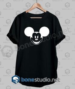 Mickey Spooky Night Horror Funny T Shirt