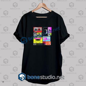 Mix Tape Remix Graphic T Shirt