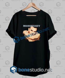 Morrissey Suede Head Band T Shirt