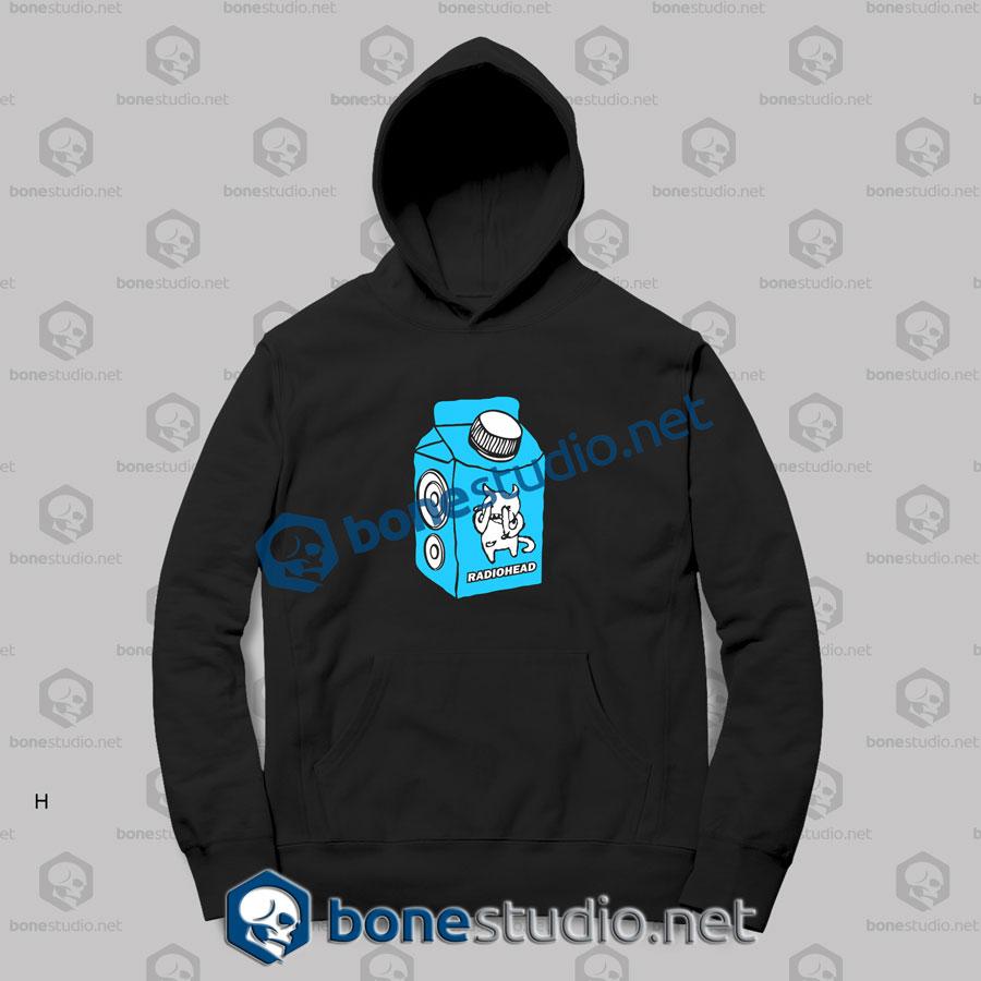 Radiohead Milk - Hoodies