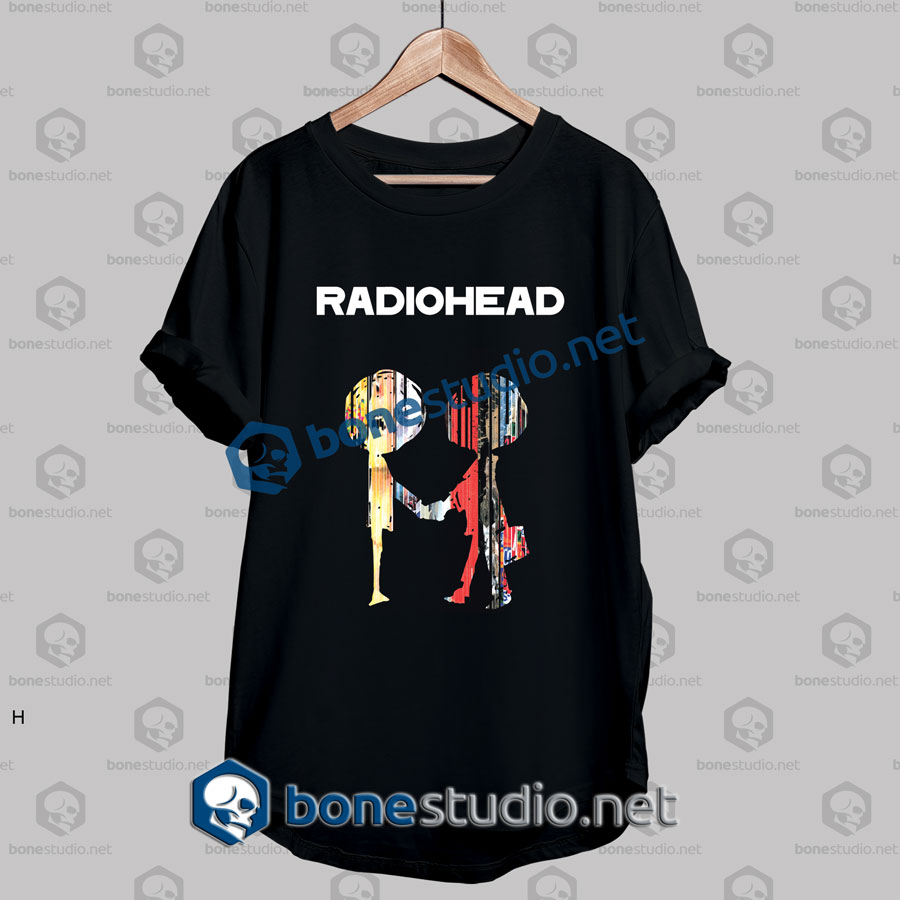 Radiohead The Best Of Band T Shirt