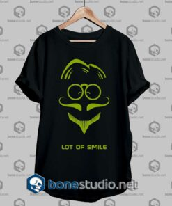 Lot Of Smile Funny T Shirt