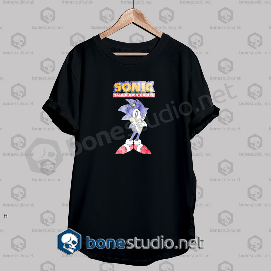 Sonic The Hedgehog Movie Funny T Shirt