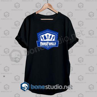 Star Wars Mars Family Funny T Shirt